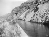 East Side Canal, Bear River Canyon, Utah, about 1905