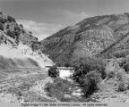 Third Dam, Logan Canyon, Utah, 1960s