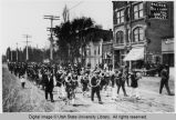 Parade in Logan, Utah, April 24, 1907