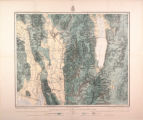 Land Classification Map of Northeastern Utah and Southeastern Idaho