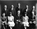 Deweyville 8th Grade (1925 - 1 of 2);