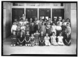 1938 Central School Student Group (4 of 8)