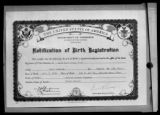 Ruth Compton (birth certificate)