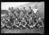 1926 Box Elder High School Football Team and Coach