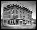 First National Bank at Forest and Main Streets, Brigham City;