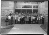 1938 Central School Student Group (1 of 8)