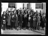 1926 Box Elder High School Science class (2 of 2)
