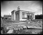 Federal Building in Brigham City at different stages of construction (2 of 19);