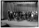1935 Box Elder High School Orchestra