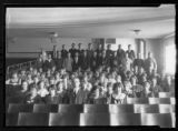 1924 Box Elder High School Choir