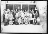 1938 Central School Student Group (2 of 8)
