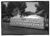 1936 Peach Days parade float (2 of 2)