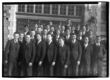 1933 Box Elder High School Boys Glee Club
