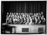 1933 Box Elder High School Girls Glee Club