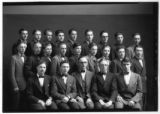 1928 Box Elder High School Boys Glee Club