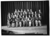 1929 Box Elder High School Girls Glee Club (2 of 2)