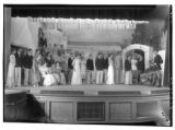 "1935 Box Elder High School play - ""Growny Rain"""