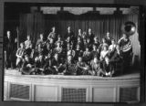 1927 Box Elder High School Orchestra (1 of 2)