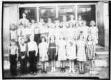 1938 Central School Student Group (3 of 8)