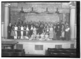 1928 Box Elder High School Opera