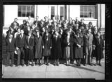 1926 Box Elder High School Science class (1 of 2)