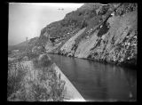 East Side Canal, Bear River Canyon;
