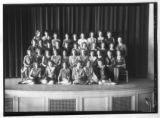 1930 Box Elder High School Girls Glee Club