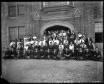 1915 Sophomore class at Box Elder High School;