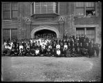 1915 Freshman class at Box Elder High School (2 of 2);