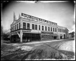 Exterior photo of Hansen Furniture Company;