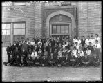 Box Elder High School Sophomore Class of 1918;