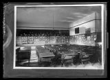 Classroom of an elementary school in Box Elder County School District;