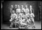 Second Ward baseball team (1 of 2);