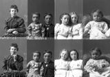 Miss Myrtle Eckley (1 pose), James Madson (2 boys - 2 poses), James Madson (2 girls - 2 poses),...