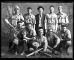 """G"" U.S. Company baseball team"