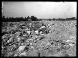 View of the Willard flood damage (1 of 5);