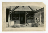 Gallagher & Brown liquor store/saloon in Aurora, Nevada, exterior