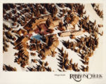 Ribbon Creek Village model, color PMT;