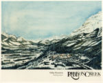 Ribbon Creek Valley illustrative looking south, color PMT;