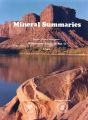 Mineral summaries of Bureau of Land Management wilderness study areas in Utah;