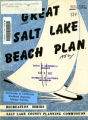 Great Salt Lake beach plan.