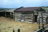 Phillip Paskett's log barn (GCCS_CDR005_7)