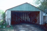 Metal garage (GCCS_CDR007_9)