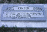Olive and Winfred Kimber graves  (GCCS_CCE006_17)