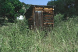 Frame outhouse (GCCS_CDR009_13)