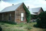 The James Cook house, southwest corner (GCCS_CDR012_5)