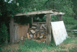 Wood shed at the Edward Frost complex (GCCS_CDR015_9)