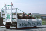 4-H Club float in the parade of the 4th of July Celebration (GCCS_CDR026_7)