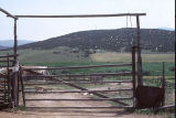 Edward Frost Ranch corral gate and details (GCCS_CTC005_16)