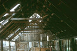 Interior of the equipment shed at the Edward Frost Ranch complex (GCCS_CTC005_4)